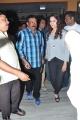 Ram Gopal Varma, Surabhi @ Attack Movie Audio Launch Stills