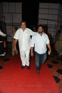 Kota Srinivasa Rao at Attarintiki Daredi Audio Launch Stills