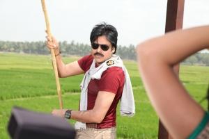Actor Pawan Kalyan in Attarintiki Daredi Latest Stills