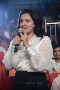 Actress Mumtaz @ Attarintiki Daredi Movie Audio Release Function Stills