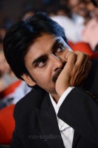 Actor Pawan Kalyan @ Attarintiki Daredi Movie Audio Release Function Stills