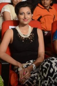 Actress Hamsa Nandini @ Attarintiki Daredi Movie Audio Release Function Stills