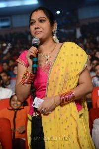Actress Hema at Attarintiki Daredi Movie Audio Release Function Stills
