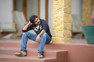 Actor Pawan Kalyan in Attarintiki Daredi Movie Stills