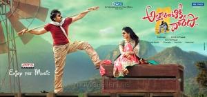 Pawan Kalyan, Samantha in Attarintiki Daredi Movie Wallpapers