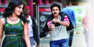 Samantha, Pawan Kalyan in Attarintiki Daredi New Images