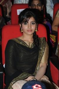 Actress Samantha at Attharintiki Daaredhi Audio Release Photos