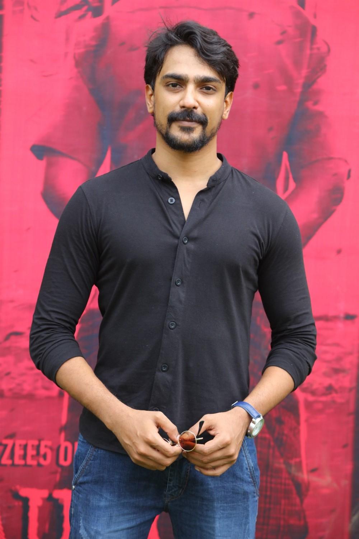 Actor Arjun @ Auto Shankar Web Series Press Meet Stills