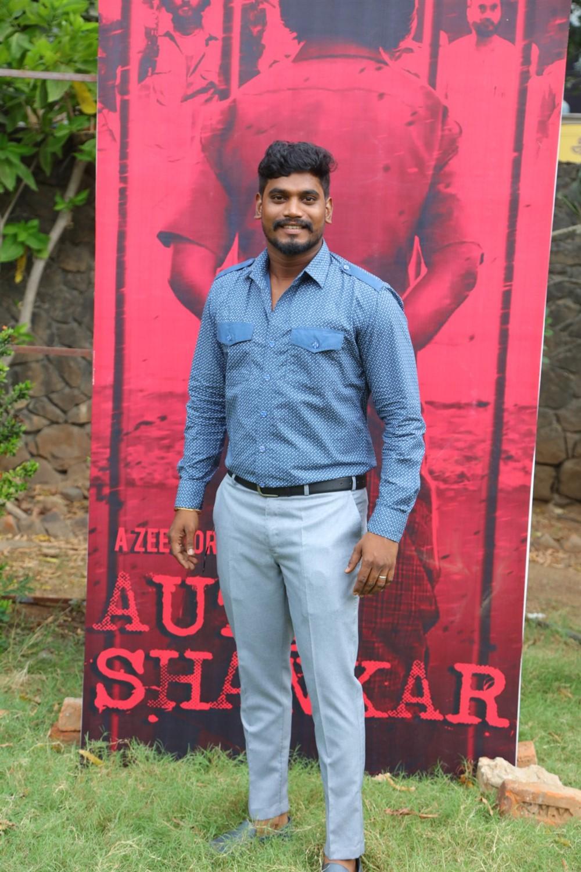 Divakar Natarajan @ Auto Shankar Web Series Press Meet Stills