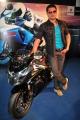 Actor Ganesh Venkatraman @ Auto World Expo 2011 Chennai