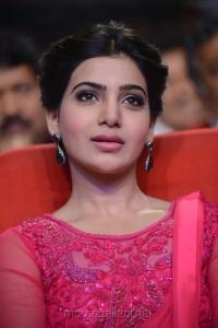 Actress Samantha @ Autonagar Surya Audio Launch Photos
