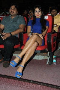 Actress Sanjana @ Autonagar Surya Movie Audio Release Stills