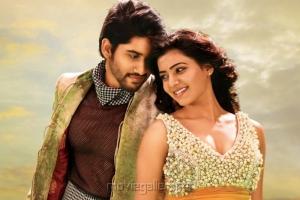 Naga Chaitanya & Samantha in Autonagar Surya Movie Latest Stills