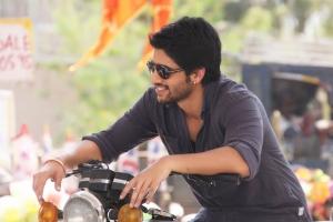 Actor Naga Chaitanya At Autonagar Surya Movie New Photos