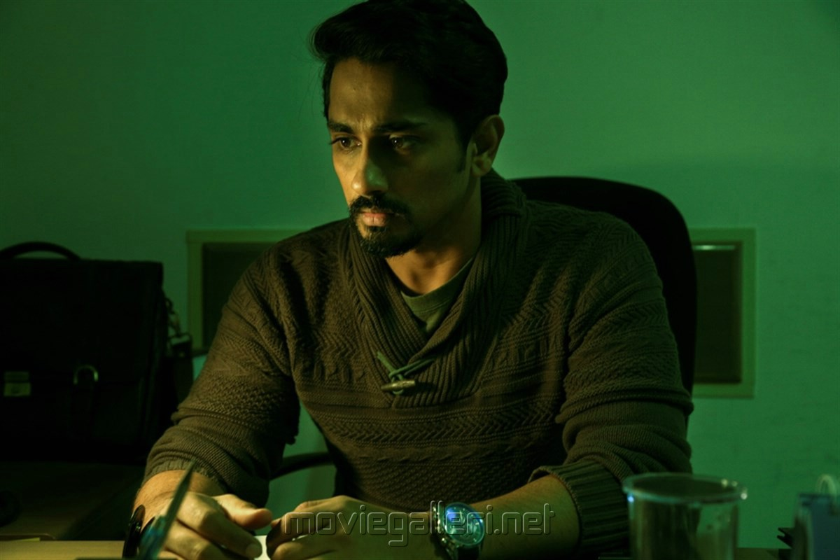 Hero Siddharth in Aval Movie Images
