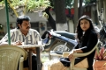 Jayan Vaikuntha, Della Raj in Avan Appadithan Movie Stills