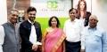 Guests at the inauguration of Basic Elements-Pro Unisex Salon in Malad, Mumbai.