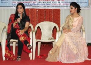 Sneha Desai & Avani Modi inaugurated 'JJC Utsav Grand Trade & Funfair 2015'
