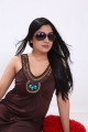 Telugu Actress Avanika in Long Sleeveless Dress