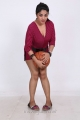 Telugu Actress Avanika Hot Photo Shoot Pics in Pink Dress