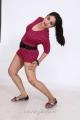 Blood MOvie Heroine Avanika in Short Pink Frock