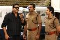 Actor Suresh Gopi in Avanthipuram Movie Stills