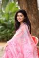 Actress Avantika Mishra Saree Images @ Meeku Maathrame Cheptha Thanks Meet
