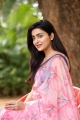 Actress Avantika Mishra Saree Images @ Meeku Mathrame Cheptha Thanks Meet