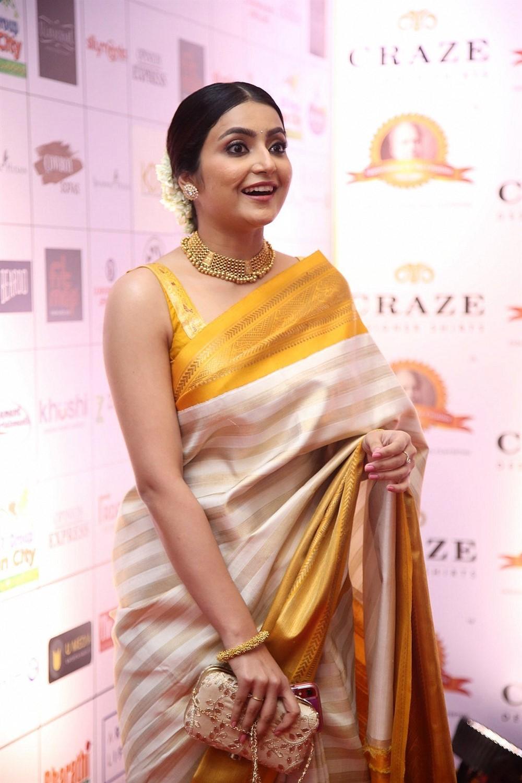 Actress Avantika Mishra @ Dadasaheb Phalke Awards South 2019 Red Carpet Photos