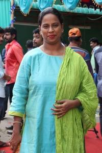 Dance Master Radhika @ Avathara Vettai Movie Pooja Stills