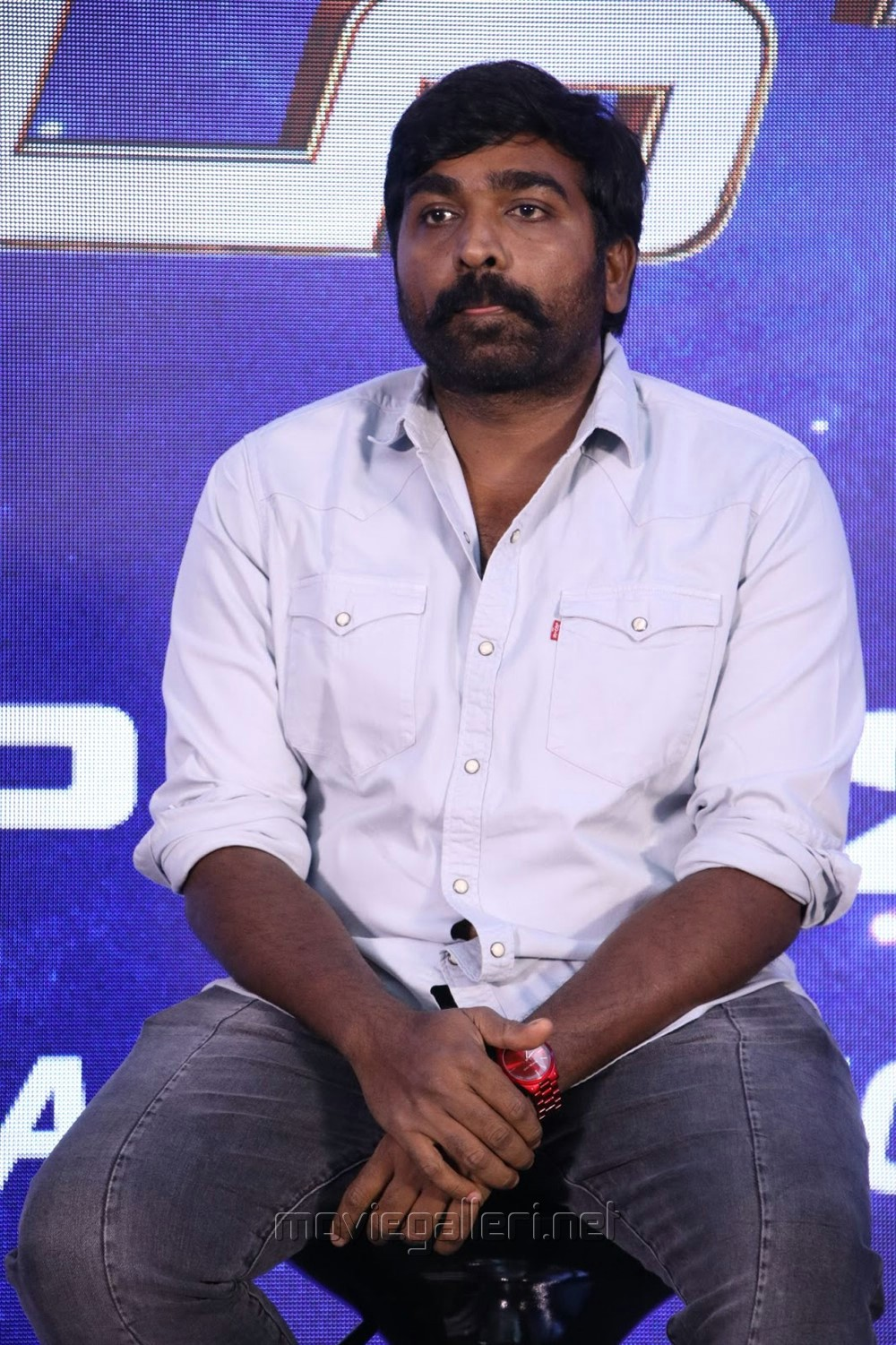Hero Vijay Sethupathi @ Avengers Endgame Press Meet Photos