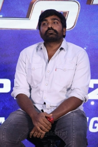 Hero Vijay Sethupathi @ Avengers Endgame Press Meet Photos