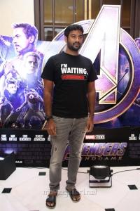 Lyricist Vivek @ Avengers Endgame Press Meet Photos