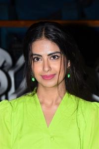 Actress Avika Gor Pictures @ Net Movie Press Meet