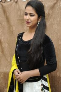 Telugu Actress Avika Gor Photos @ Uyyala Jampala Audio Release