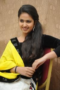 Actress Avika Gor Photos @ Uyyala Jampala Audio Launch