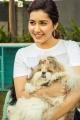 Actress Raashi Khanna in Ayogya Movie HD Images