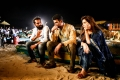 Venkat Mohan, Vishal, Raashi Khanna @ Ayogya Movie Working Images HD
