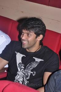 Actor Arya at Azhagan Azhagi Movie Audio Launch Stills