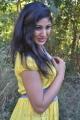 Hot Actress at Azhagan Azhagi Shooting Spot Stills
