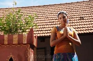 Tamil Actress Aarushi in Azhagan Azhagi Movie Stills