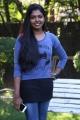 Actress Riythvika @ Azhagu Kutti Chellam Press Meet Stills