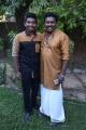 Ken, Karunas @ Azhagu Kutti Chellam Press Meet Stills