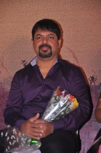 James Vasanthan at Azhagu Magan Movie Audio Launch Stills