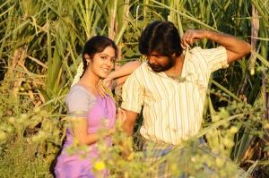 Malavika Wales, Uday in Azhagu Magan Tamil Movie Photos
