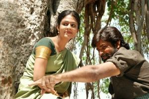 Malavika Wales, Udhay in Azhagu Magan Tamil Movie Photos