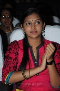 Actress Lakshmi Menon at B.Nagi Reddy Award 2012 Function Photos