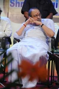 POet Vaali at B.Nagi Reddy Award 2012 Function Photos
