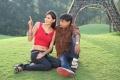 Meenakshi Dixit, MS Narayana in Baadshah Movie New Images