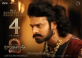 Actor Prabhas Baahubali 2 Movie 4th week Wallpapers